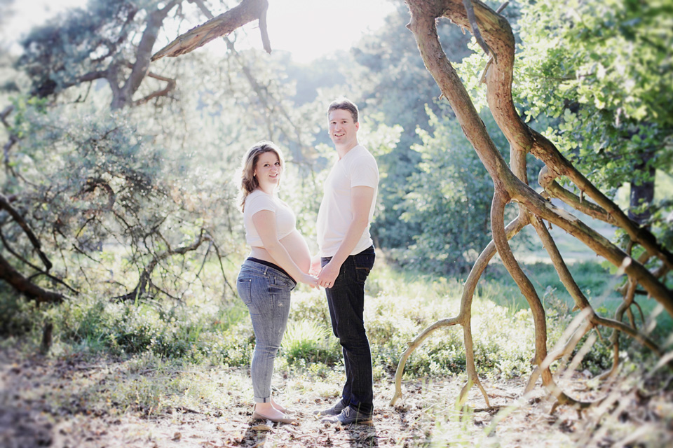 fotosessie zwangerschap zwangerschapsshoot Apeldoorn